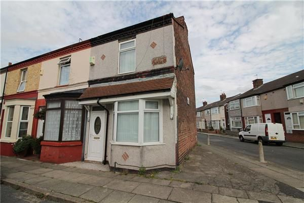 2 bed terraced house to rent in Oxton Street, Walton, Liverpool