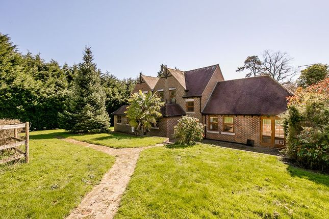 Thumbnail Detached house for sale in Cowfold Road, Bolney, Haywards Heath