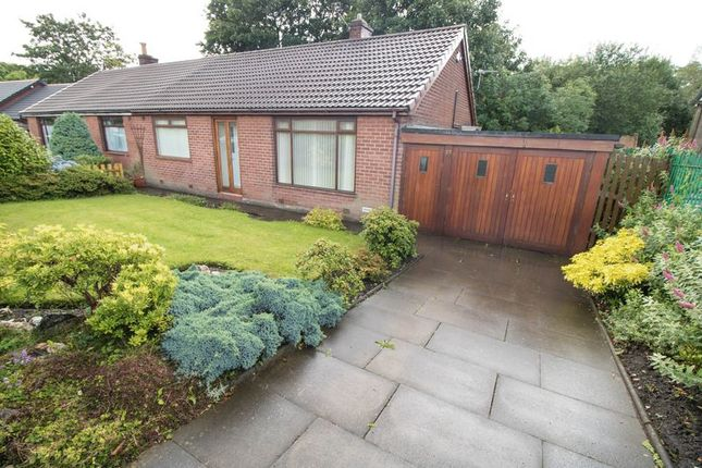 Thumbnail Semi-detached bungalow to rent in Bishops Road, Bolton