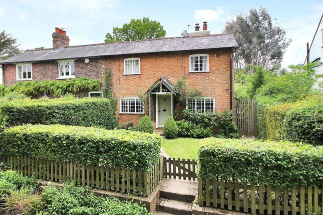 Thumbnail Semi-detached house for sale in Pigdown Lane, Hever, Edenbridge