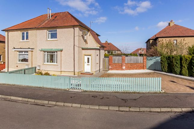 Thumbnail Semi-detached house for sale in Forthview Crescent, Bo'ness