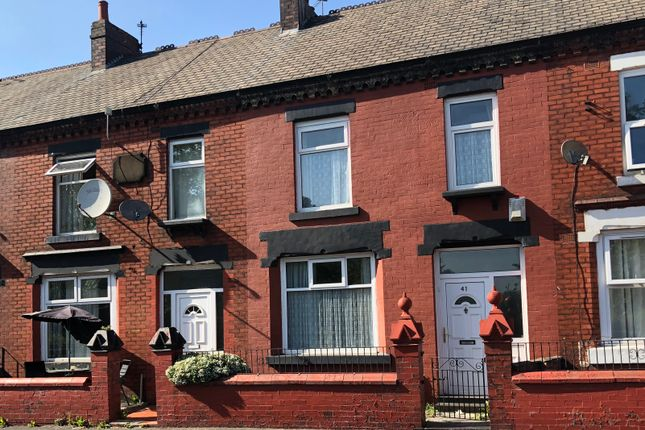 Thumbnail Terraced house to rent in Meech Street, Openshaw Manchester