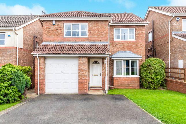Thumbnail Detached house for sale in Tavistock Close, Hartlepool