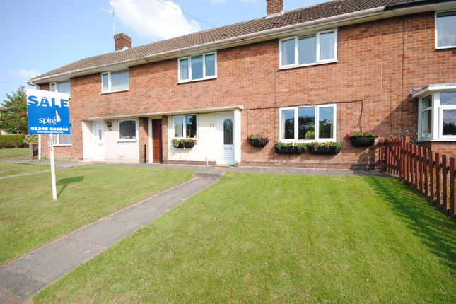 Thumbnail Terraced house to rent in The Crescent, Brimington, Chesterfield