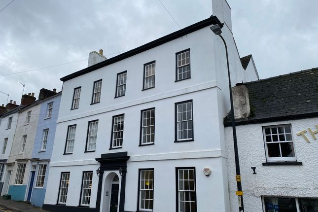 Thumbnail Office for sale in Bridge Street, Chepstow