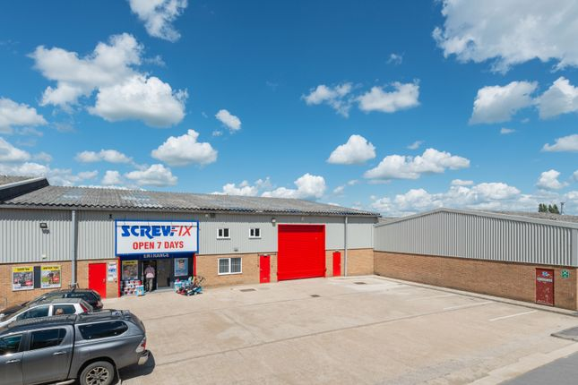 Thumbnail Industrial to let in Chippenham Trade Centre, Chippenham