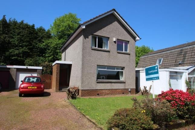 Thumbnail Detached house for sale in Stanely Grove, Paisley, Renfrewshire