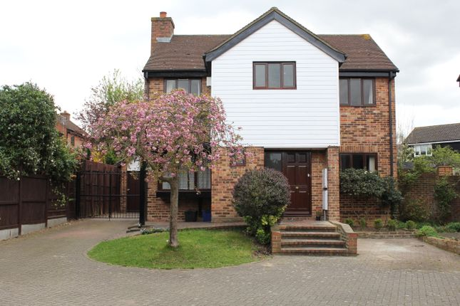 Thumbnail Detached house for sale in Morgan Way, Woodford Green