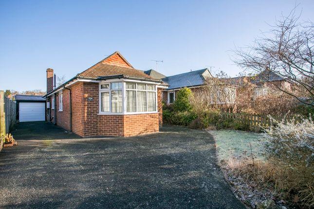 Thumbnail Semi-detached bungalow for sale in Delves Avenue, Tunbridge Wells