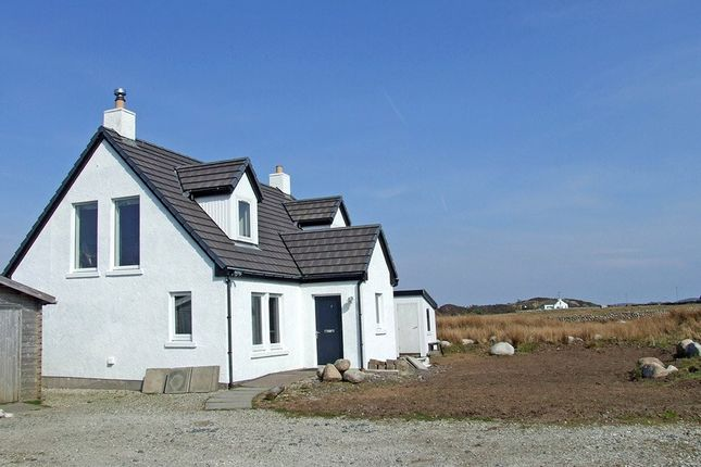 Thumbnail Detached house for sale in Tigh-Na-Fraoch, Creich, Isle Of Mull