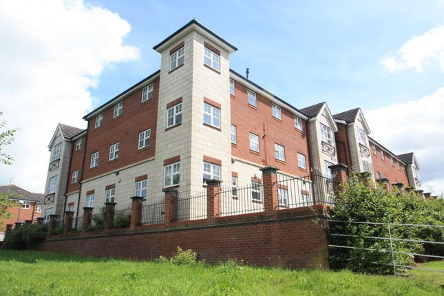 Thumbnail Flat to rent in Apartment 12 The Willows, Sandbach Drive, Kingsmead, Northwich, Cheshire