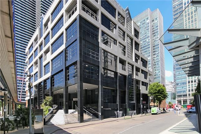 Thumbnail Office for sale in Office - Suite 20, Admirals Way, London, Greater London
