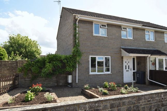 3 bed semi-detached house for sale in Brookland Road, Huish Episcopi, Langport TA10