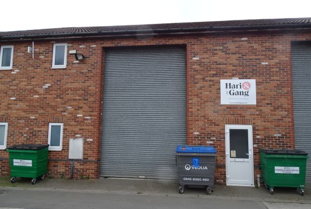 Thumbnail Industrial to let in Unit 2, Grassy Court, Etwall Road, Mickleover, Derby