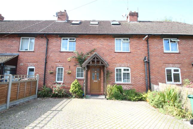 Thumbnail Terraced House To Rent In St Clair Close Oxted