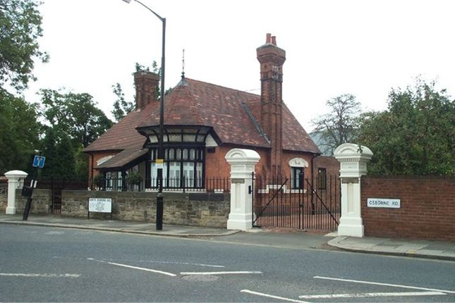 Thumbnail Detached house to rent in North Jesmond Avenue, Jesmond, Newcastle, Tyne And Wear