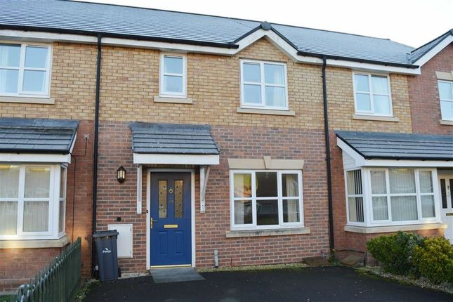 Thumbnail Terraced house to rent in 45, Dol Hir, Abermule, Montgomery, Powys