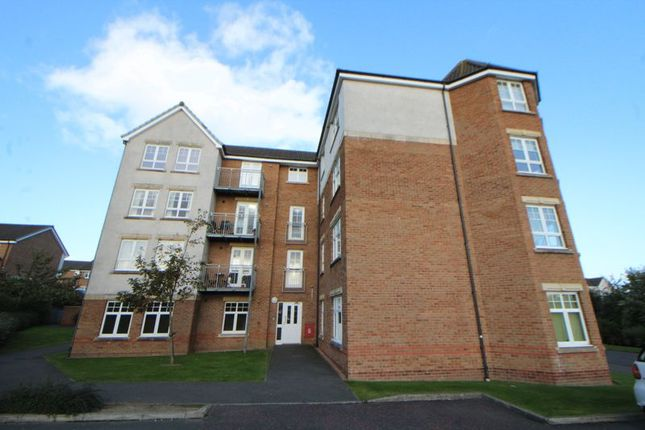 Thumbnail Flat for sale in Hutchison Way, Kirkcaldy