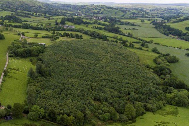 Thumbnail Land for sale in Llanerfyl, Welshpool