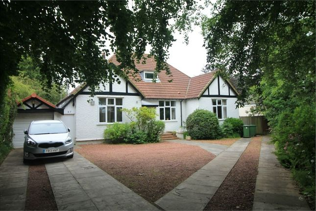 Thumbnail Detached bungalow for sale in Kirklake Road, Formby, Merseyside