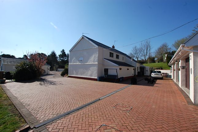 Thumbnail Detached house for sale in Ceidrim Road, Garnant, Ammanford