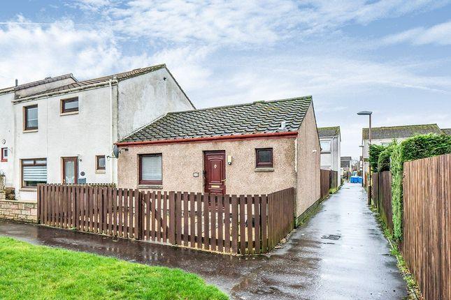 Thumbnail Bungalow for sale in Nigel Rise, Livingston, West Lothian