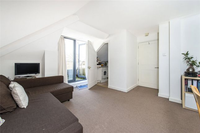 Living Room of Swallow Court, Admiral Walk, London W9