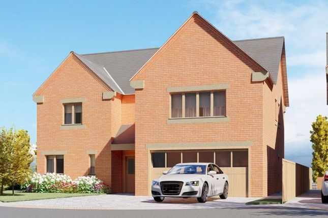 Thumbnail Detached house for sale in Stafford Road, Eccleshall, Stafford