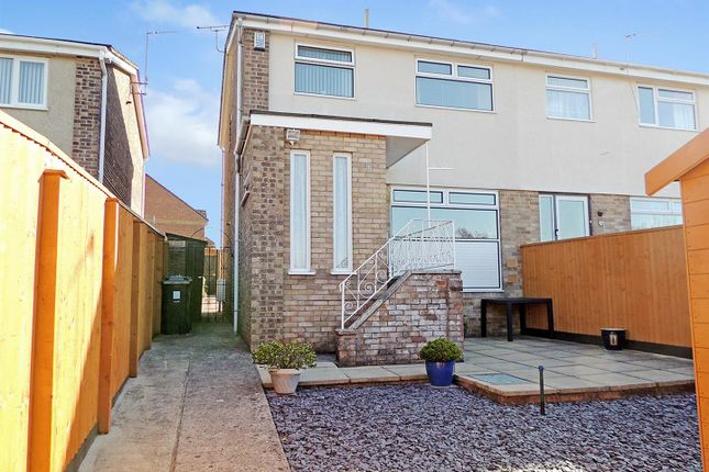 Front of Albany Way, Warmley, Bristol BS30