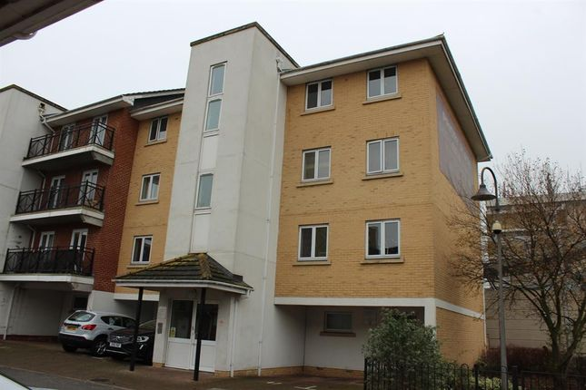 Thumbnail Flat for sale in Chantry Close, Abbey Wood