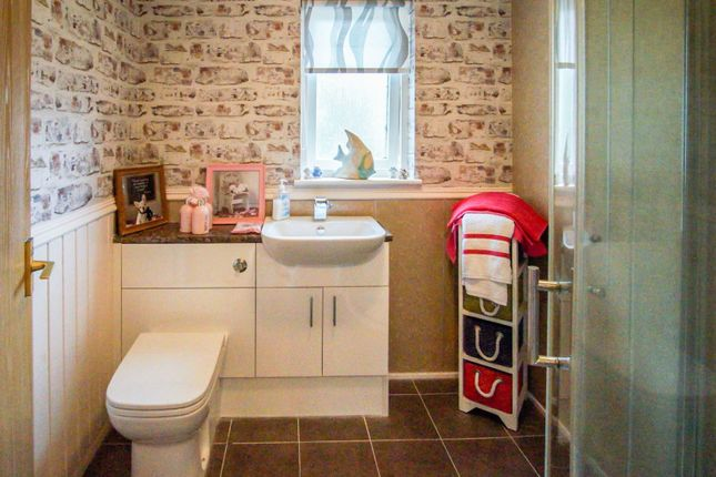 Shower Room of Aberlady Crescent, Dundee DD4