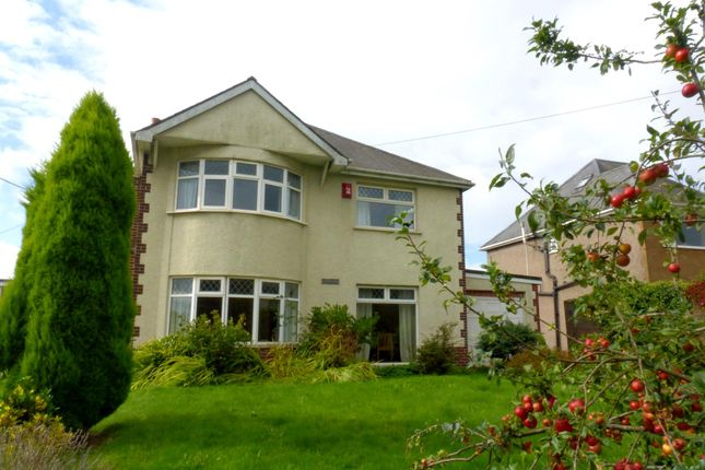Thumbnail Detached house for sale in Hafod Y Gan, Maudlam, Bridgend