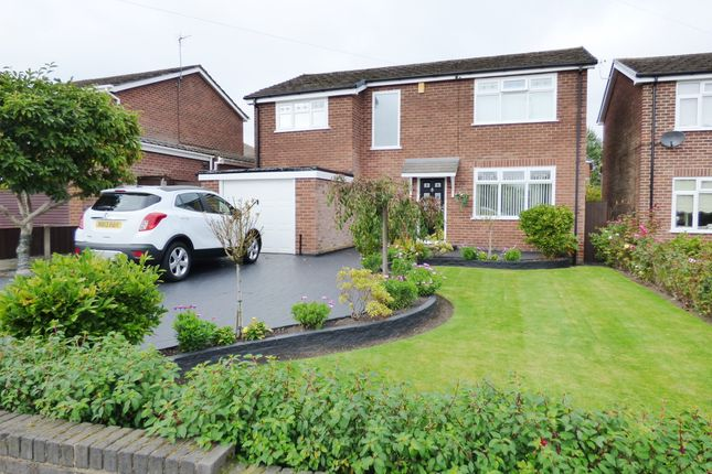 Thumbnail Detached house for sale in Bleak Hill Road, St. Helens