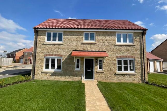 Thumbnail Detached house for sale in The Raithby, Bishops Grange, Laceby