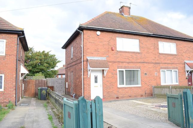 Semi-detached house for sale in Winterbottom Avenue, Hartlepool