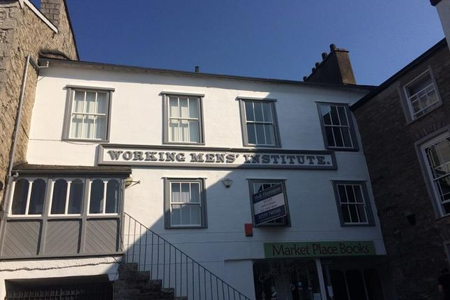 Thumbnail Office to let in First Floor Offices @ Market Place, Market Place, Kendal, Cumbria