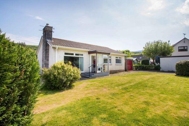 Thumbnail Bungalow for sale in Murray Crescent, Lamlash, Isle Of Arran, North Ayrshire