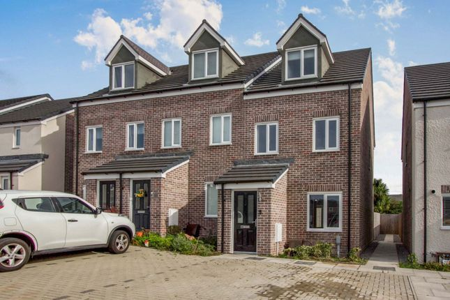 Thumbnail Semi-detached house for sale in Heritage View, Llantwit Major
