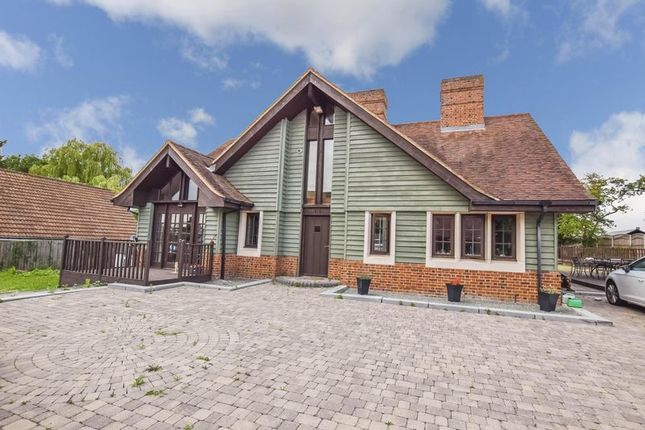 Thumbnail Detached bungalow for sale in Glebe Road, Ramsden Bellhouse, Billericay