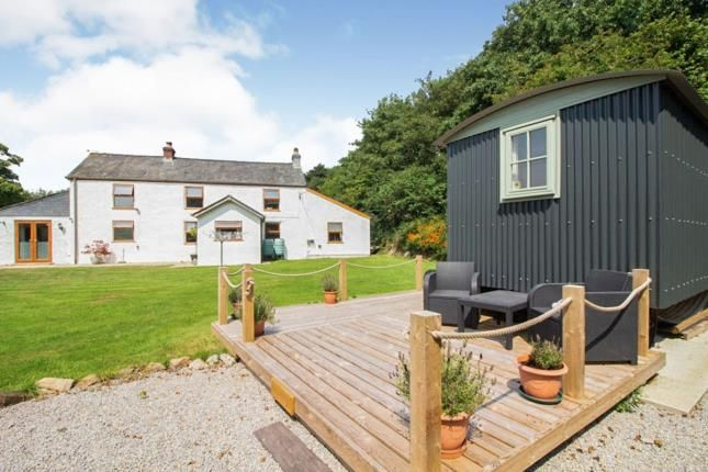 Shepherds Hut And Fr