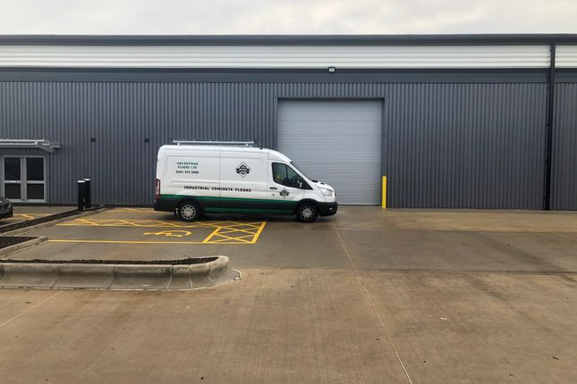 Thumbnail Industrial for sale in Unit 9 Omega Court, Centrix Business Park, Corby, Northamptonshire