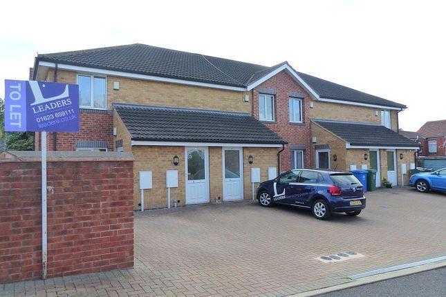 Thumbnail Flat to rent in Birkland Street, Mansfield