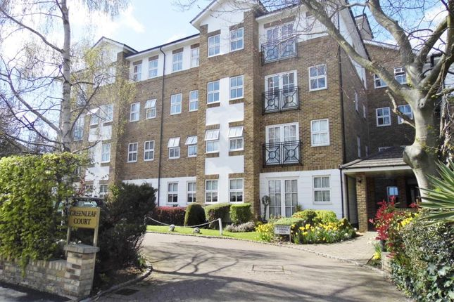 Thumbnail Flat to rent in Greenleaf Court, 17 Oakleigh Park North, London