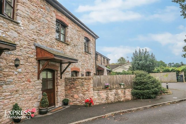 Thumbnail Flat for sale in Sunny Hollow, Ogwell, Newton Abbot, Devon