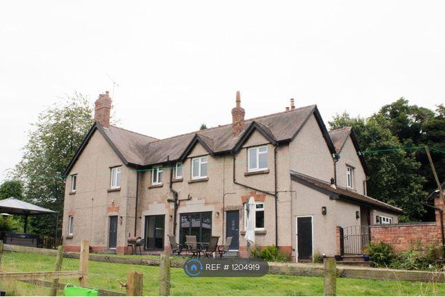 Thumbnail Detached house to rent in Wrenbury Hall Drive, Wrenbury, Nantwich