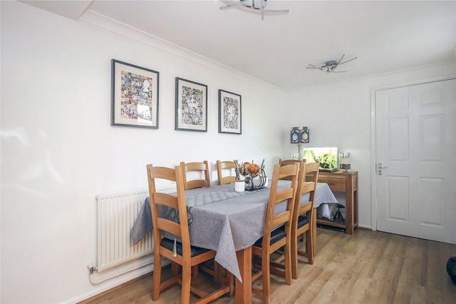 Dining Room of Field Close, Harpenden, Hertfordshire AL5