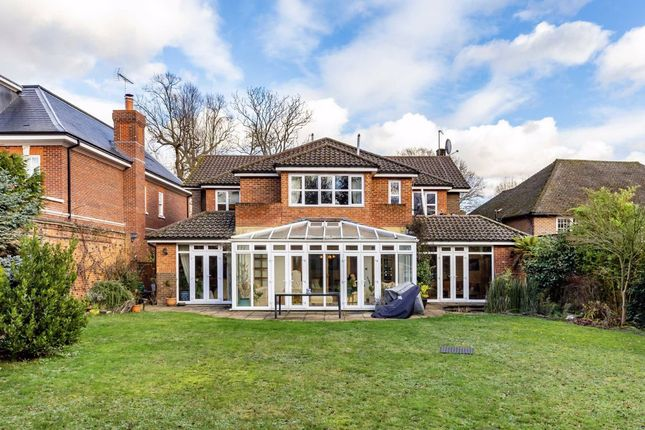 Thumbnail Detached house to rent in Coombe End, Coombe, Kingston Upon Thames