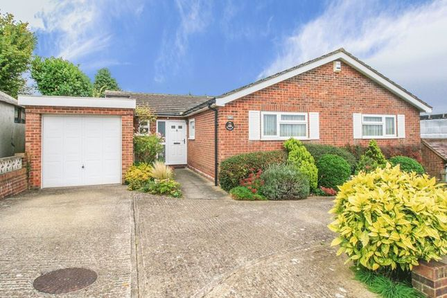 Thumbnail Detached bungalow for sale in Woodland Way, Marlow