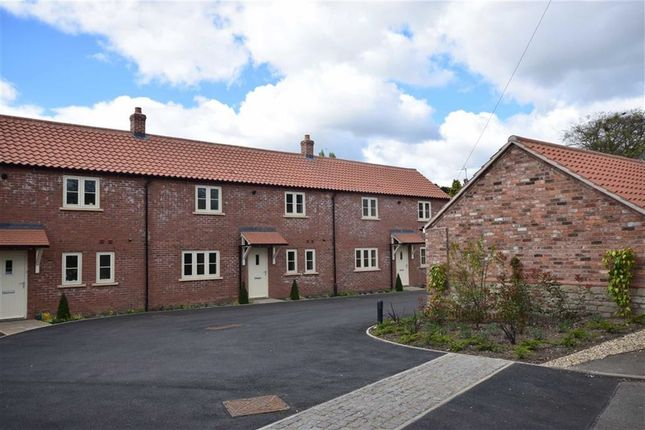 Thumbnail Town house for sale in Old Forge Close, Thurgarton, Nottingham