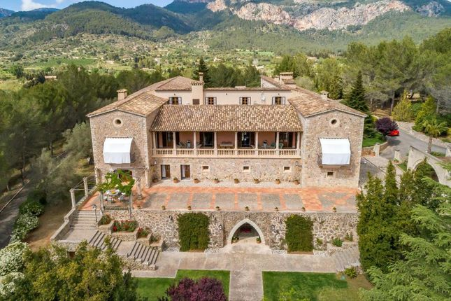 Thumbnail Finca for sale in Puigpunyent, Mallorca, Balearic Islands, Spain